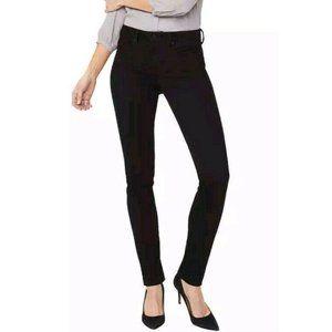 NYDJ Women's Alina Legging SKINNY Jeans Black
